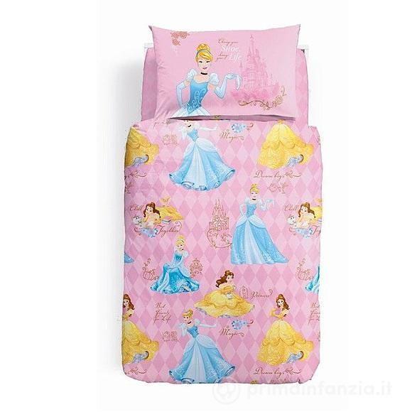 Copripiumino Una Piazza E Mezza Caleffi Principesse Disney Princess Magia